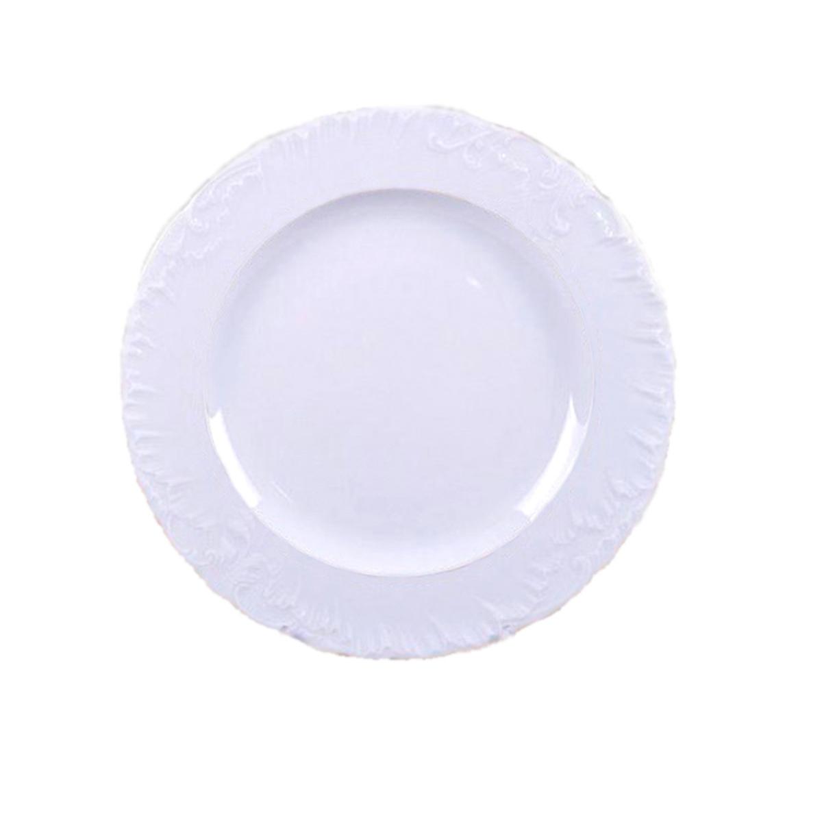 Блюдо Cmielow Rococo, диаметр 32 см столы