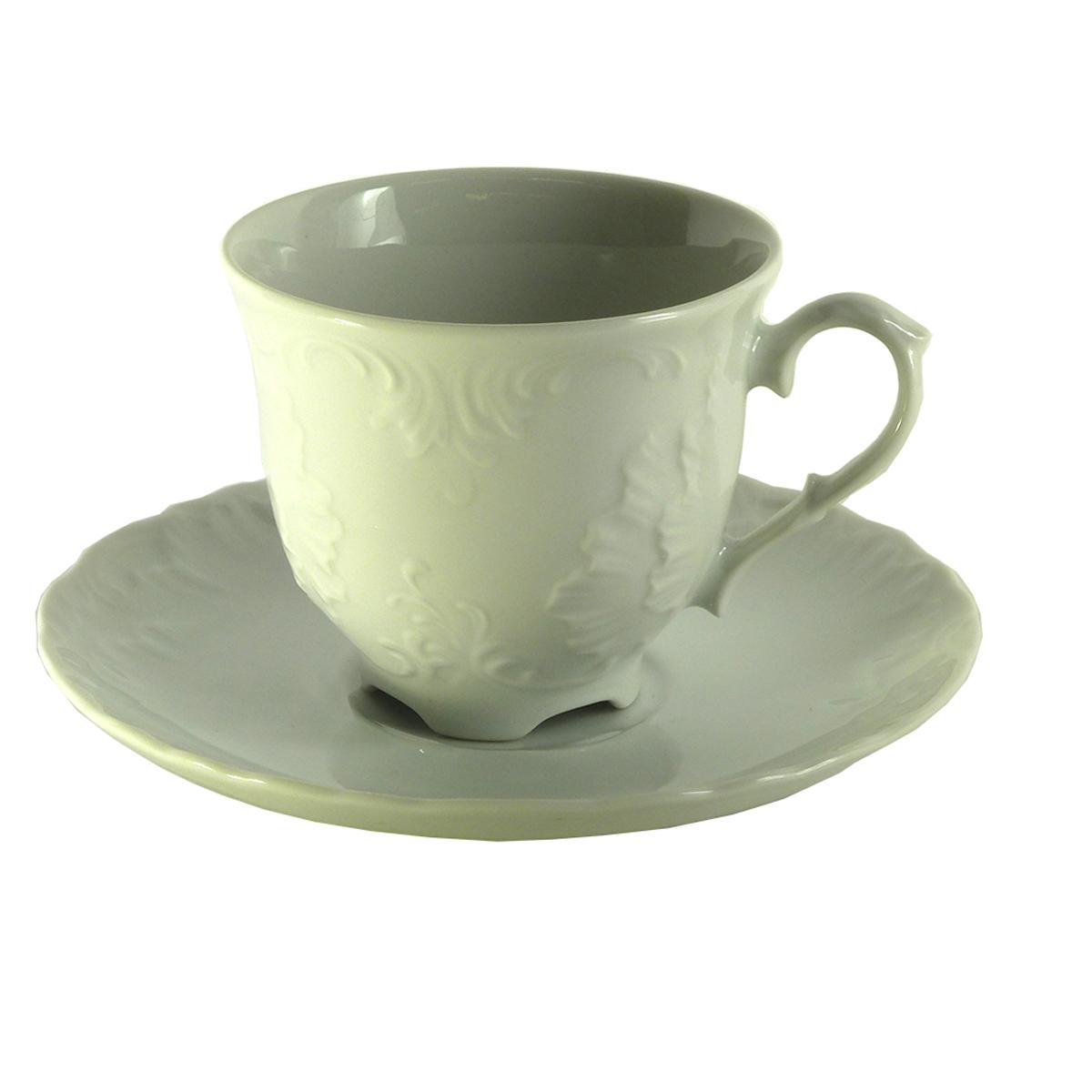 Чайная пара Cmielow Rococo, 220 мл, 2 предмета столы