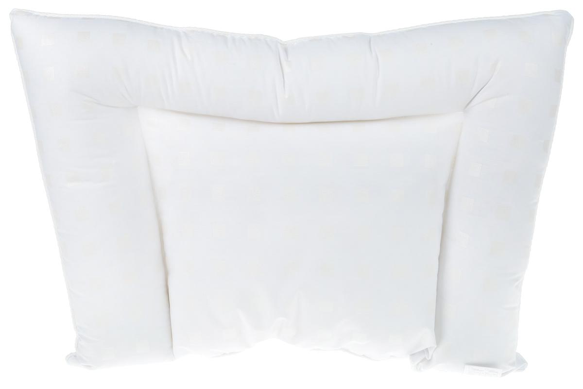 Подушка Bio-Textiles Малышка+, наполнитель: лебяжий пух, 40 х 60 смM279