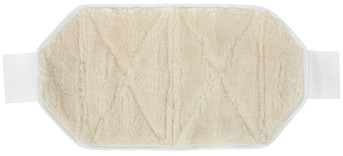Bio-Textiles Пояс согревающий с шерстью овцы, цвет: бежевый. Размер XL/3XL. P711P711/светлыйШерстяные корсетные пояса улучшают приток крови к участку болезни, снимая болевой синдром. Благодаря корсетным косточкам удобно и плотно прилегают к спине. Обладают согревающим и массажным действием. Их используют в качестве лечебной и профилактической меры при острых заболеваниях поясницы, а также при растяжениях сухожилий и мышц.