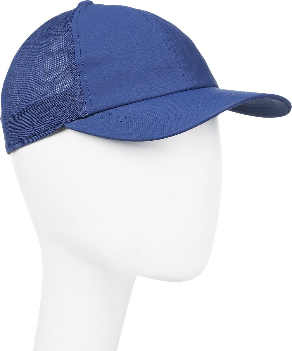 Фото Бейсболка мужская Asics Essential Cap, цвет: темно-синий. 155007-0793. Размер универсальный
