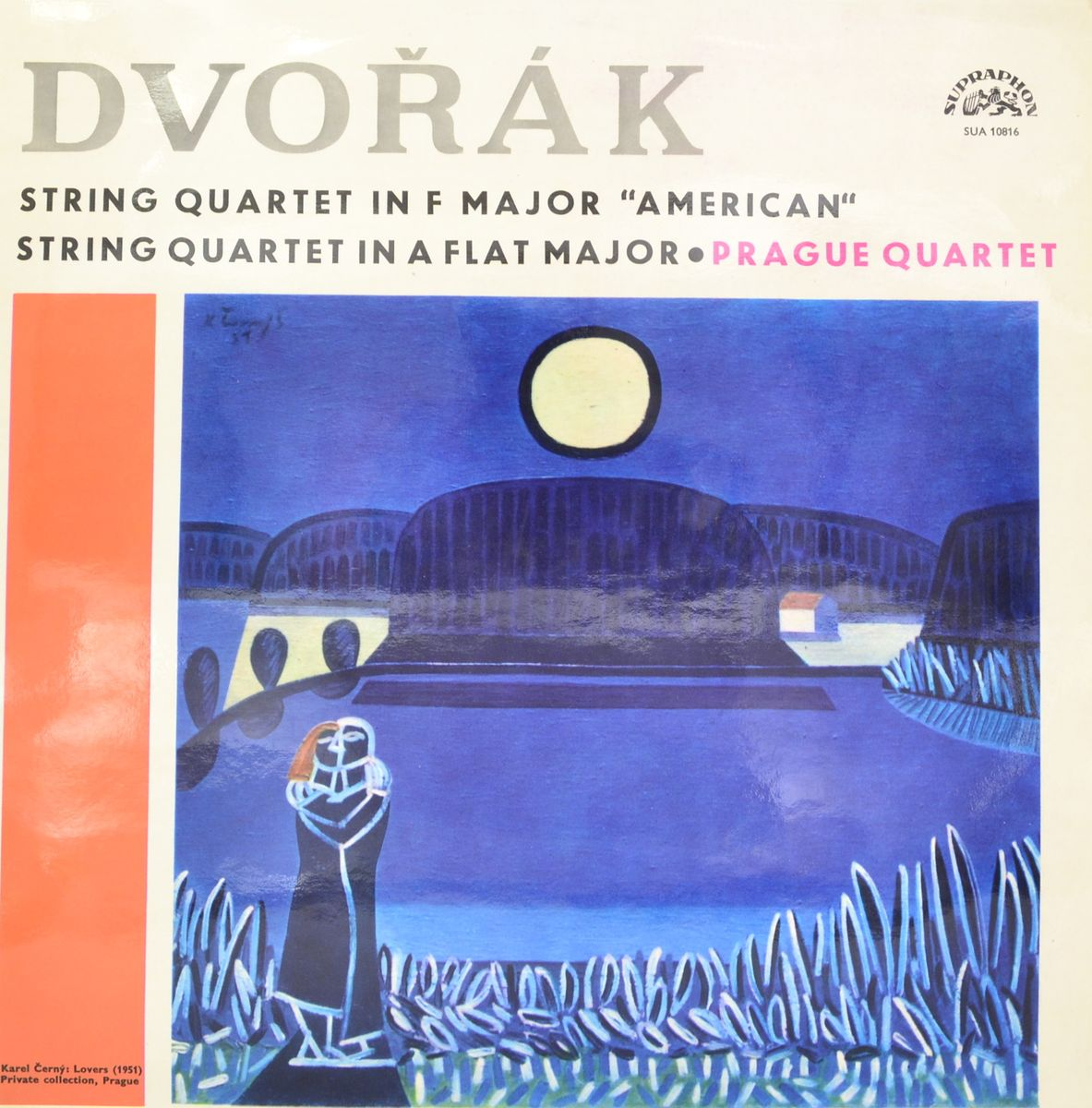 Dvorak - Prague Quartet – String Quartet In F Major (LP) investigation and prosecution of transnational women trafficking