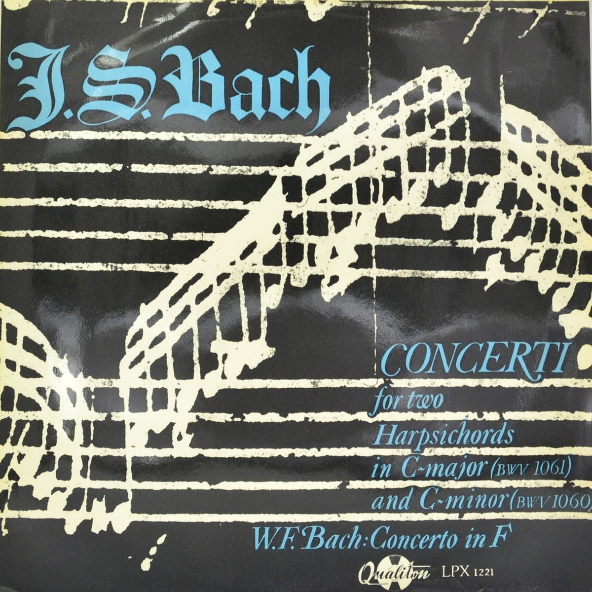 J.S. Bach / W.F. Bach, Janos Sebestyen – Concerti For Two Harpsichords In C-Major (BWV 1061) And C-Minor (BWV 1060) / Concerto In F (LP) laptop palmrest for asus q304ua 13 3 inch silver c shell us layout small enter two in one touch screen notebook 13nb0al3am0501