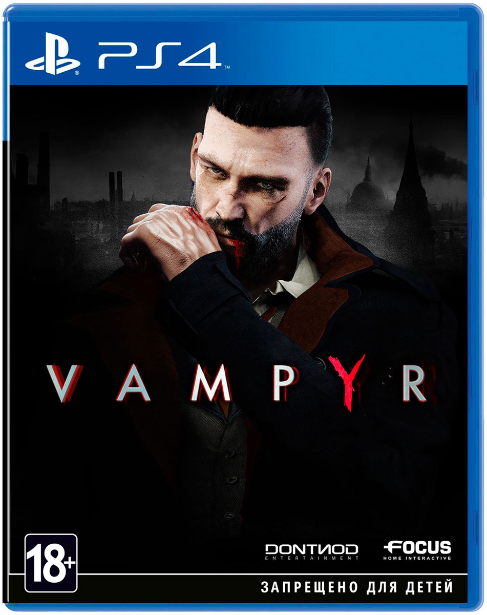 Vampyr (PS4), Dontnod Entertainment