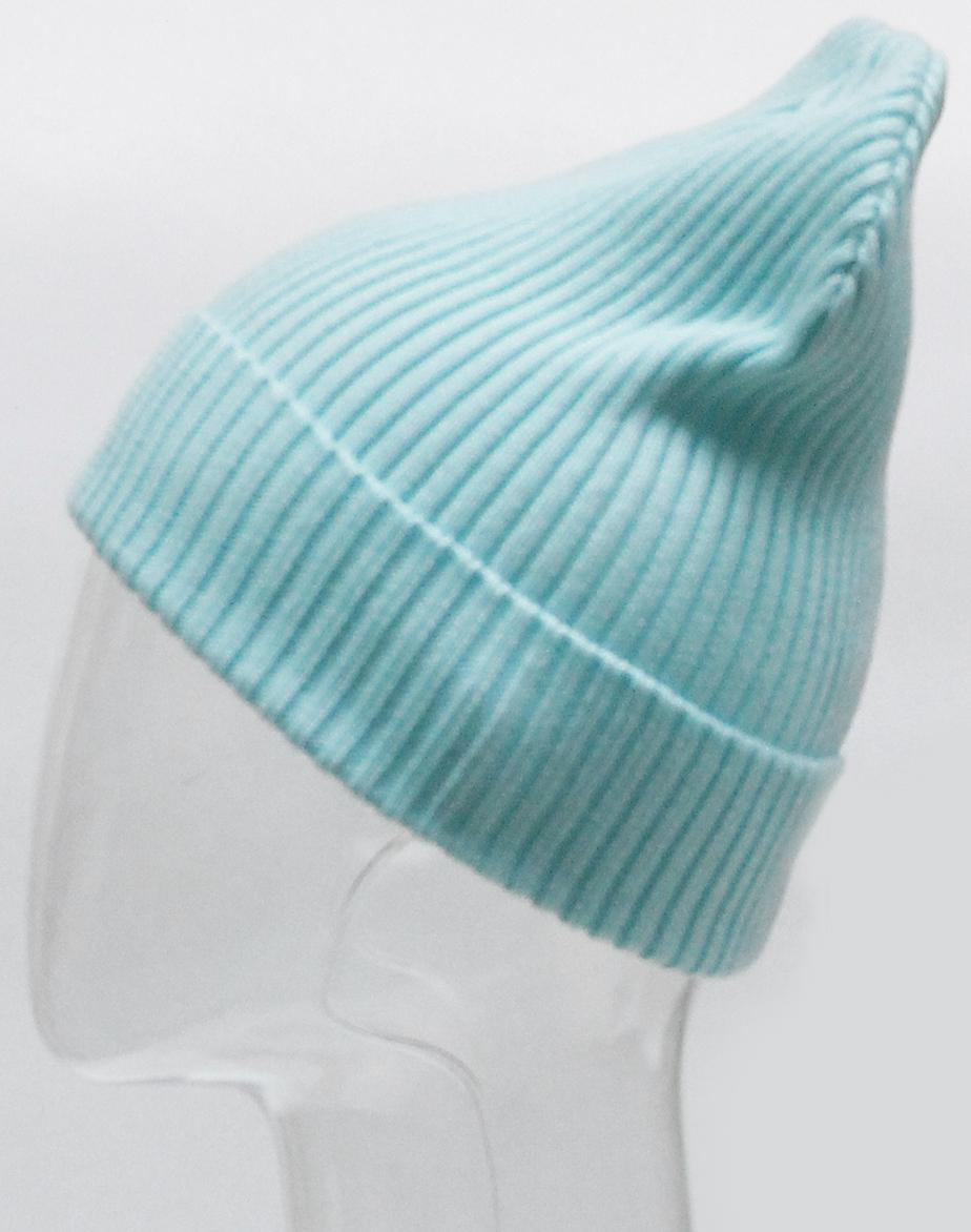 Шапка для девочки Elfrio, цвет: зеленый. RFH7139. Размер 55/56 шапка young reporter для девочки цвет бежевый