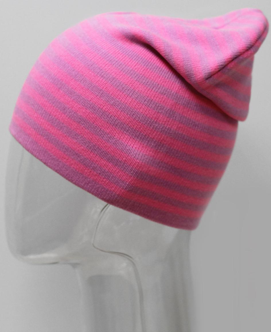 Шапка для девочки Elfrio, цвет: розовый. RFH7527/3. Размер 55/56
