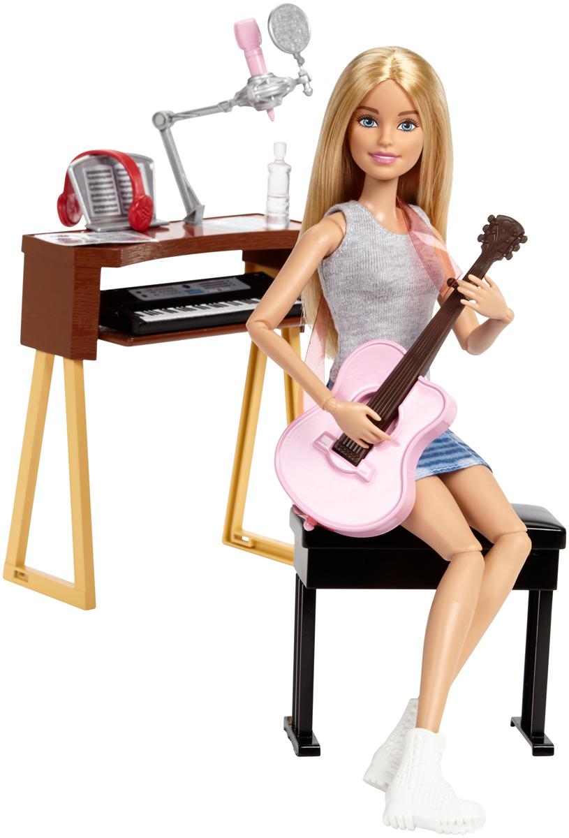 Barbie Игровой набор с куклой Музыкант