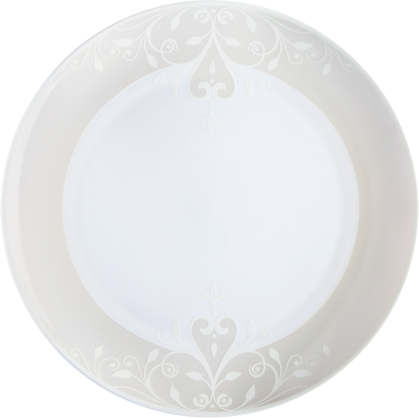 Тарелка плоская Royal Aurel Грация, диаметр 25 см647Фарфор Royal Aurel отличается исключительной белизной, что объясняется уникальнымикомпонентами и традиционной технологией, по которой он был изготовлен. Белая глина изпровинции Фуцзянь и традиционные рецепты китайских мастеров создают неповторимуюкомпозицию. Материал: костяной фарфор.
