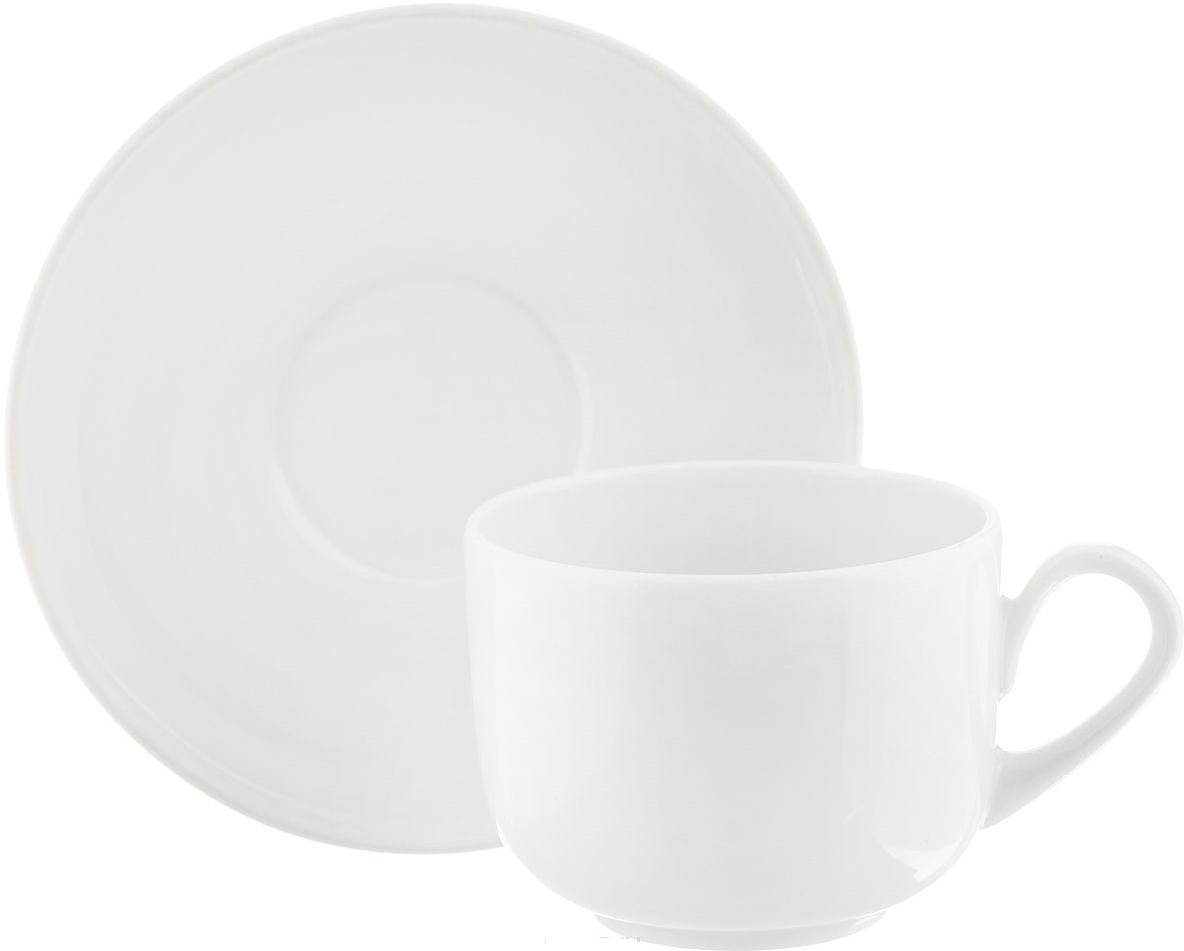 Чайная пара Фарфор Вербилок Август, 2 предмета. 74000Б чайная пара фарфор вербилок маки 2 предмета 29951530