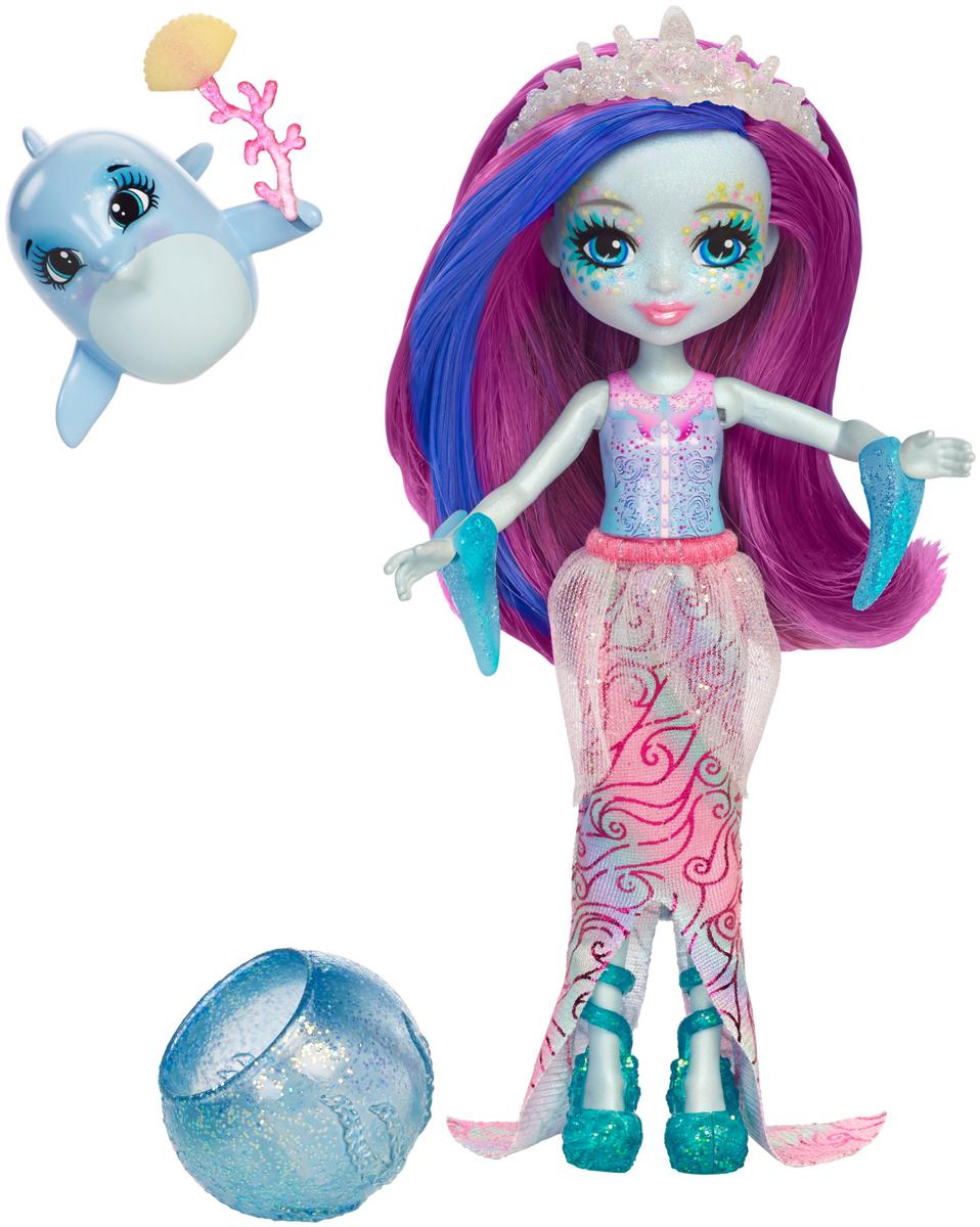 Enchantimals Игровой набор с куклой Морские подружки с друзьями mattel enchantimals fkv55 морские подружки с друзьями