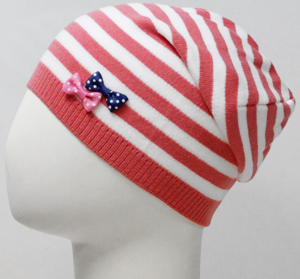 Шапка для девочки Marhatter, цвет: коралловый. MGH7573. Размер 50/52MGH7573Хлопковая шапка Marhatter для девочки. Яркое сочетание цветочных узоров поднимет настроение. Уважаемые клиенты!Размер, доступный для заказа, является обхватом головы.