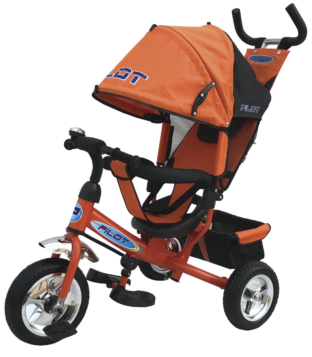 Pilot Велосипед трехколесный цвет оранжевый PT3O