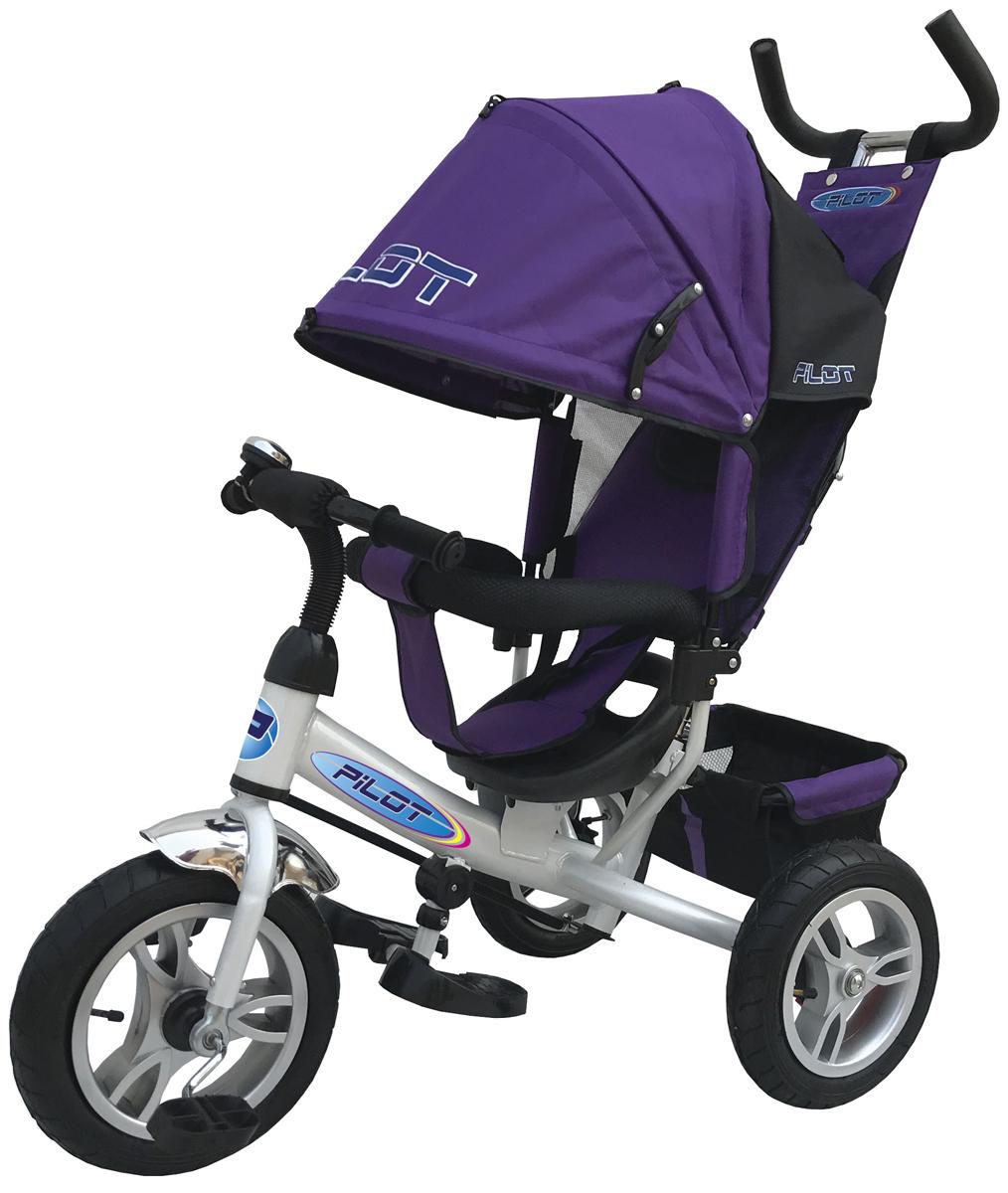 Pilot Велосипед трехколесный цвет фиолетовый PTA3V