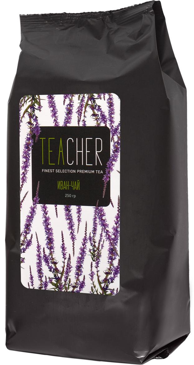 Teacher Иван-Чай Алтайский, крупный листовой чай премиум,250 г greenfield чай greenfield классик брекфаст листовой черный 100г