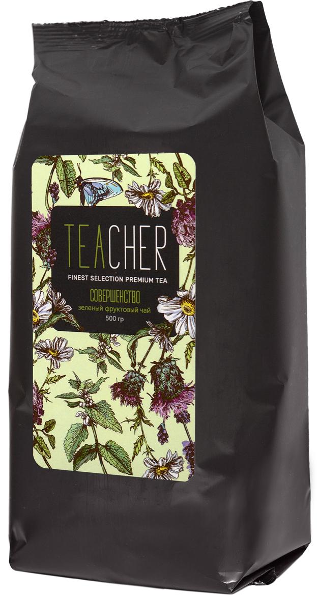 Teacher Совершенство травяной купаж на основе зеленого чая, 500 г kim  marshall rethinking teacher
