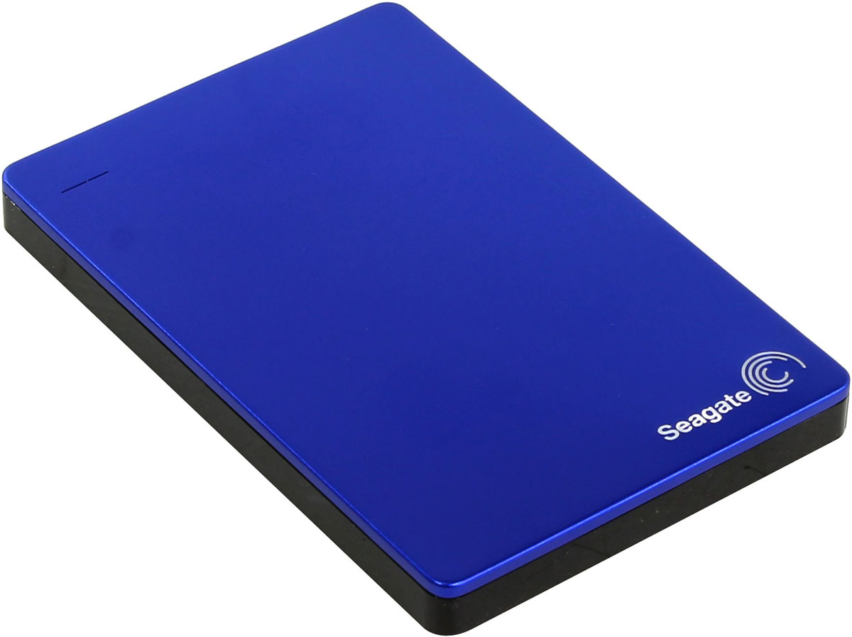 Seagate Backup Plus Portable 2TB, Blue внешний жесткий диск (STDR2000202)