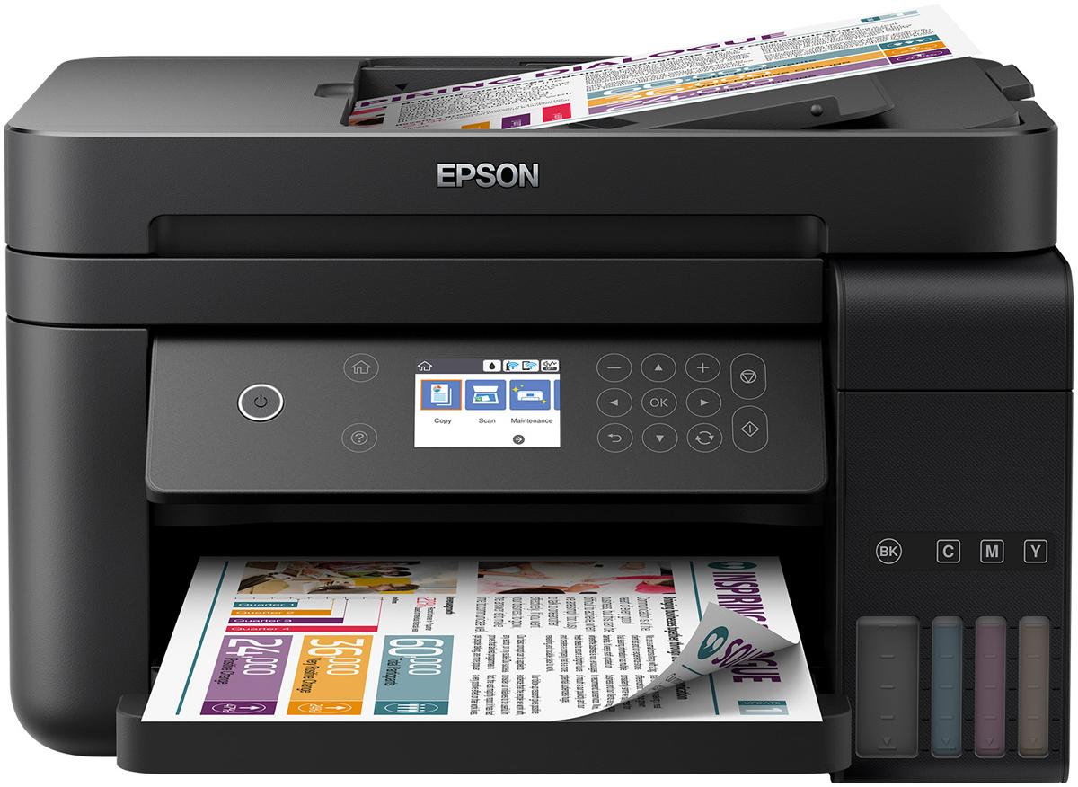 Epson L6170 МФУ принтер струйный epson l312