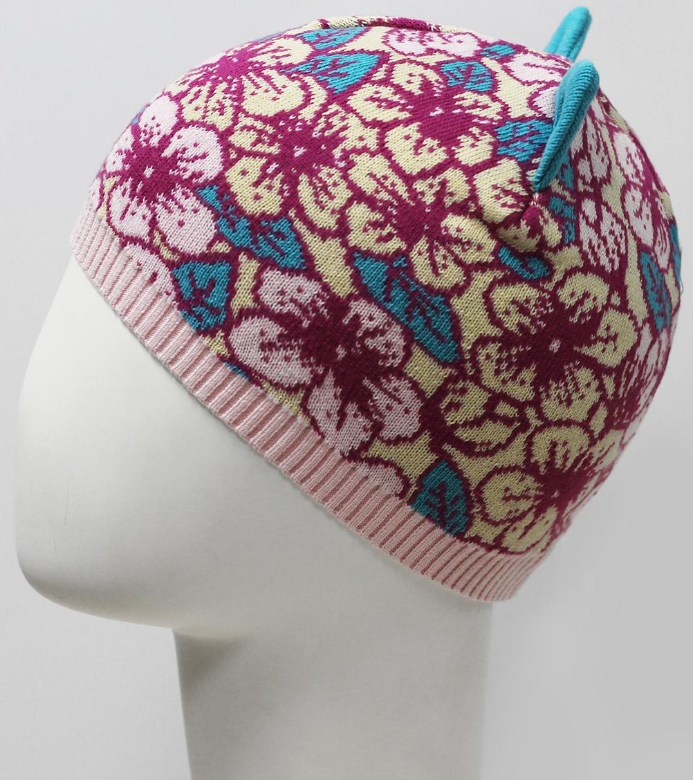 Шапка для девочки Marhatter, цвет: бежевый. MGH7350. Размер 50/52 шапка young reporter для девочки цвет бежевый