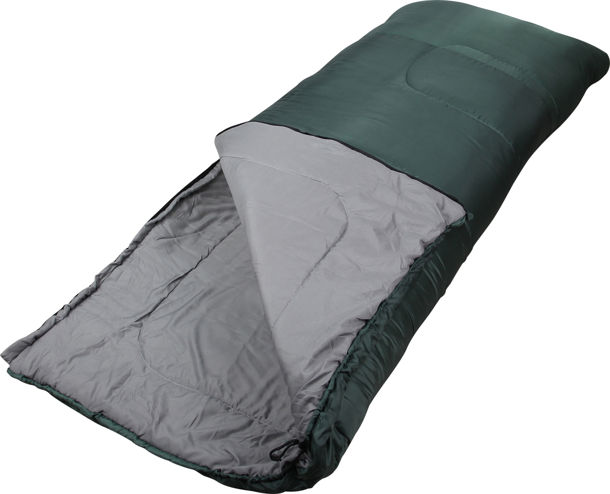 Мешок спальный Сплав Scout 3, правосторонняя молния, цвет: зеленый, 200 x 80 см5107250Сплав Scout 3 - классический спальный мешок.Утеплённая защитная подпланка молнии.Молния разъёмная, двусторонняя.Горловина спального мешка утягивается шнуром с фиксатором.Спальный мешок можно полностью расстегнуть и использовать в качестве одеяла.Возможность состегнуть спальники.Внимание! Длительное хранение в сжатом виде не рекомендуется. Упаковку в компрессионный мешок следует производить произвольно сминая спальный мешок, а не аккуратно скатывая, т.к. при этом минимально деформируется утеплитель.Температура использования:Комфорт: +10… +5° С.Экстрим: -6° С.Габариты и вес:Размеры: 200 х 80 см (допуск +/- 2 см).Размеры в упакованном виде: диаметр 22 х 38 см.Полный вес: 1,75 кг.Минимальный вес: 1,71 кг.Материалы:Внешняя ткань: Polyester 70D/190T W/R Cire.Внутренняя ткань: Polyester 70D/190T W/R Cire.Утеплитель: Hollow Fiber.Плотность утеплителя: 300 г/м2.