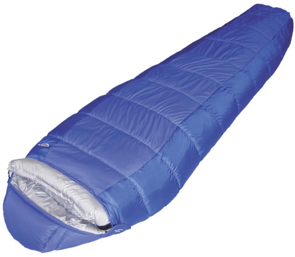 Мешок спальный Сплав Sherpa 300, левосторонняя молния, цвет: синий, 220 x 80 x 55 см5101960Классический спальный мешок Сплав Sherpa 300 имеет оптимальное соотношение температурного диапазона, веса и цены.Тип конструкции: кокон.Внутренний кармашек на молнии.Молния: разъемная, двухсторонняя, двухзамковая.Выпускаются модификации с правой и левой молнией, что позволяет состегивать спальники между собой.Шейный пакет.Утепленная защитная подпланка молнии.Петли для просушки.Упаковка: компрессионный мешок в комплекте.Внимание! длительное хранение в сжатом виде не рекомендуется.Температура использования:Комфорт: +6… +1° С.Экстрим: -9° С.Габариты и вес:Размеры: 220 х 80 х 55 см.Полный вес: 1,98 кг.Минимальный вес: 1,86 кг.Размеры в упакованном / сжатом виде: диаметр 20 х 38/30 см.Материалы:Внешняя ткань: Polyester Rhombus 75D/230T W/R Cire.Внутренняя ткань: Polyester 50D/290T W/R Cire.Утеплитель: Hollow Fiber.Плотность утеплителя: 300 г/м2.