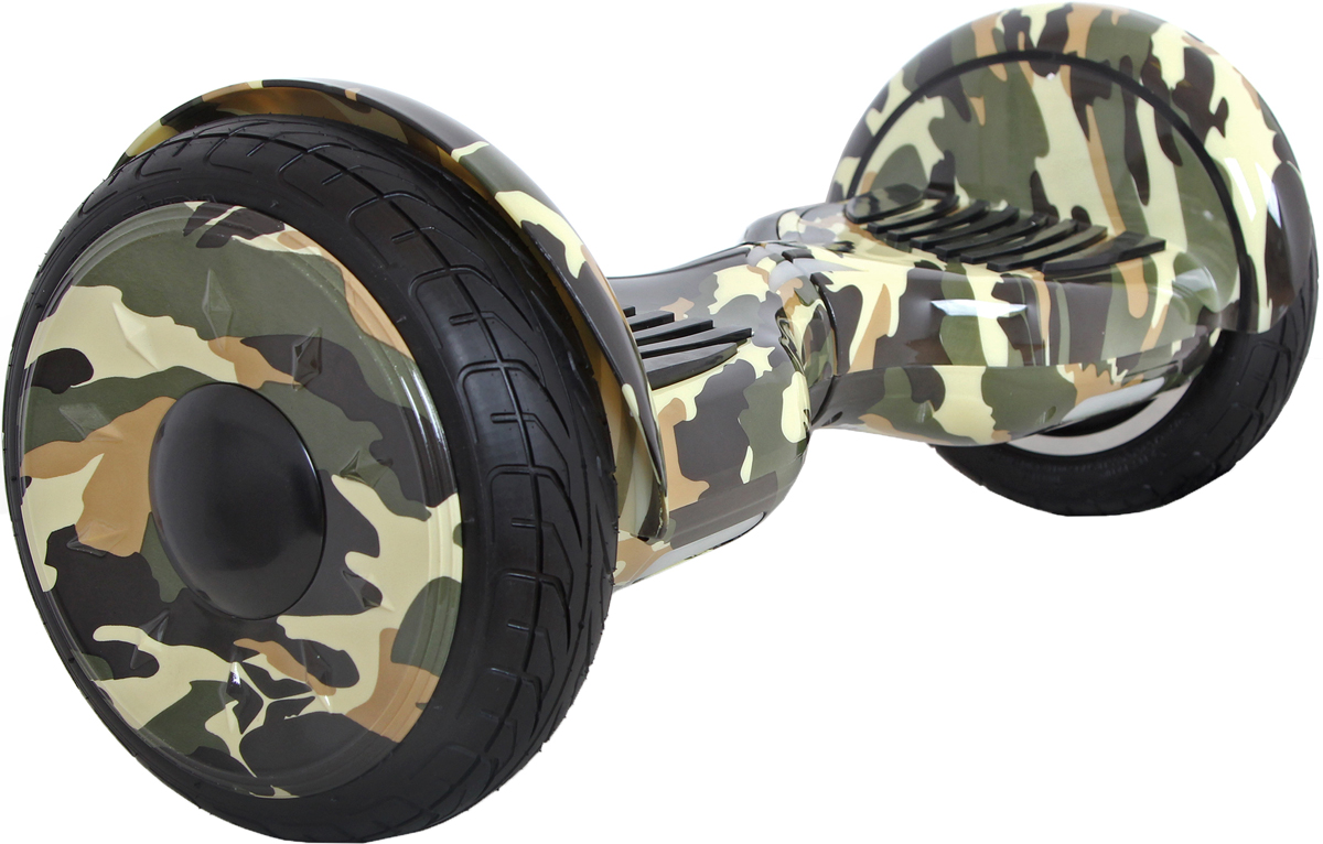 Гироскутер Hoverbot C-2 Light, цвет: Camouflage (камуфляж) гироскутер hoverbot фиксиборд детский цвет синий