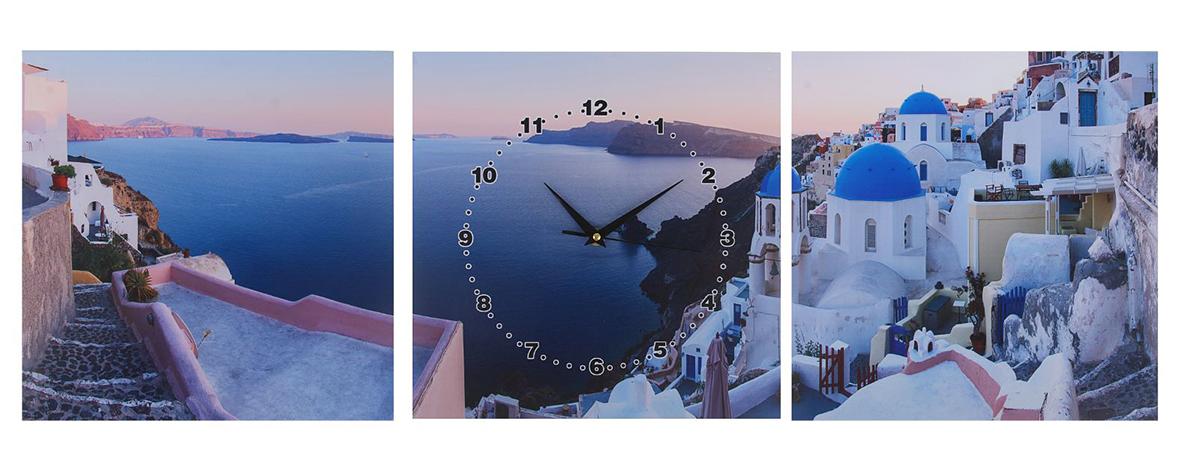 Часы-картина настенные Хорватия, 30 х 30 см хочу продать свою квартиру которая менее 3х лет и другую какие налоги надо заплатить
