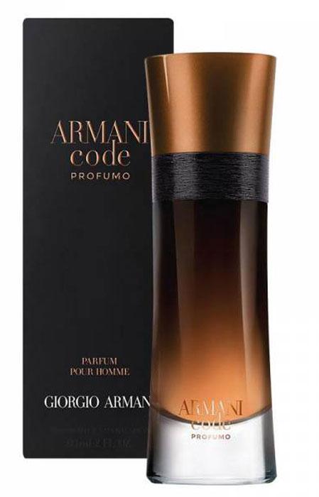 Armani Code Profumo парфюмерная вода мужская, 60 мл giorgio armani парфюмерный набор мужской acqua di gio profumo 3 предмета