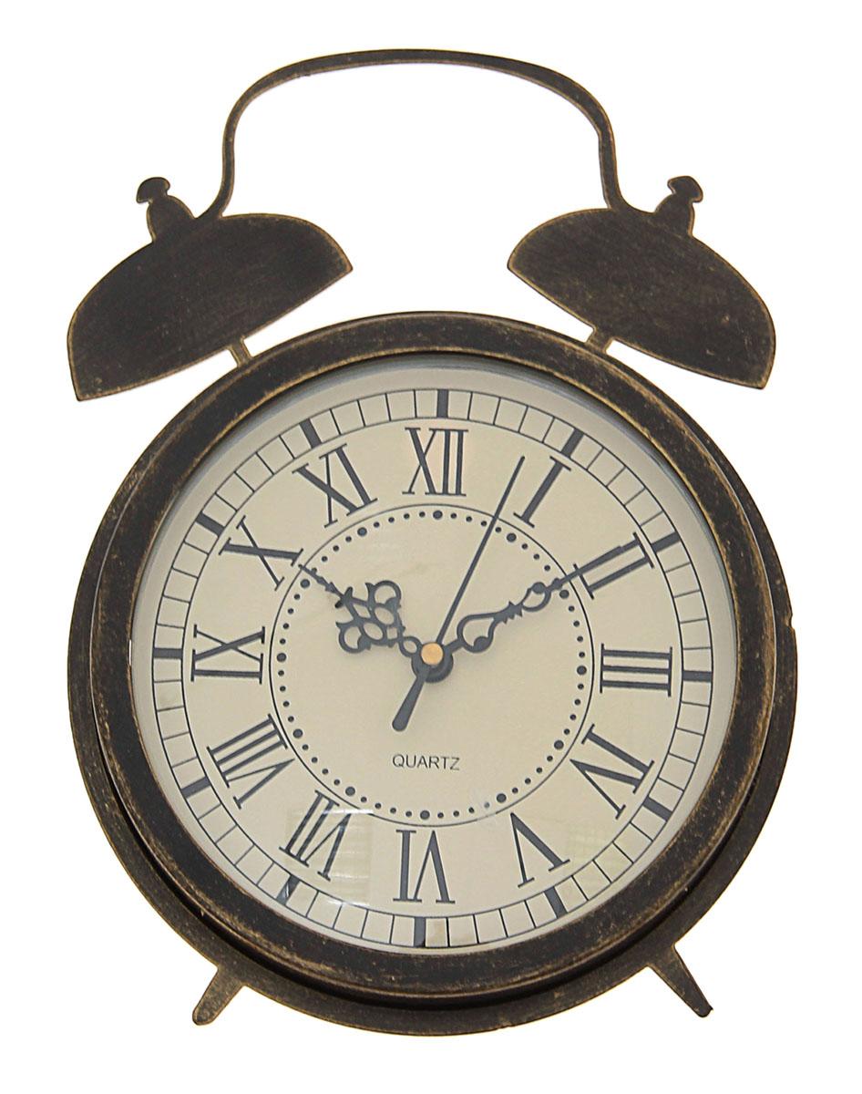 Часы настенные Ретро. Будильник, 25 х 18 см ивантеевка квартиру в монолитно кирпичном доме