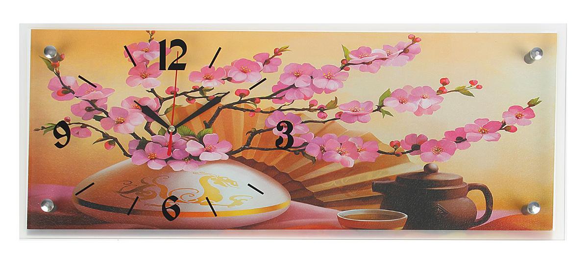 Часы настенные прямоугольные Сюжет Натюрморт с орхидеей, 20 х 50 см1639531— сувенир в полном смысле этого слова. И главная его задача — хранить воспоминание о месте, где вы побывали, или о том человеке, который подарил данный предмет. Преподнесите эту вещь своему другу, и она станет достойным украшением его дома. Каждому хозяину периодически приходит мысль обновить свою квартиру, сделать ремонт, перестановку или кардинально поменять внешний вид каждой комнаты. — привлекательная деталь, которая поможет воплотить вашу интерьерную идею, создать неповторимую атмосферу в вашем доме. Окружите себя приятными мелочами, пусть они радуют глаз и дарят гармонию.Часы настенные прямоугольные Натюрморт с орхидеей, 20х50 см 1639531
