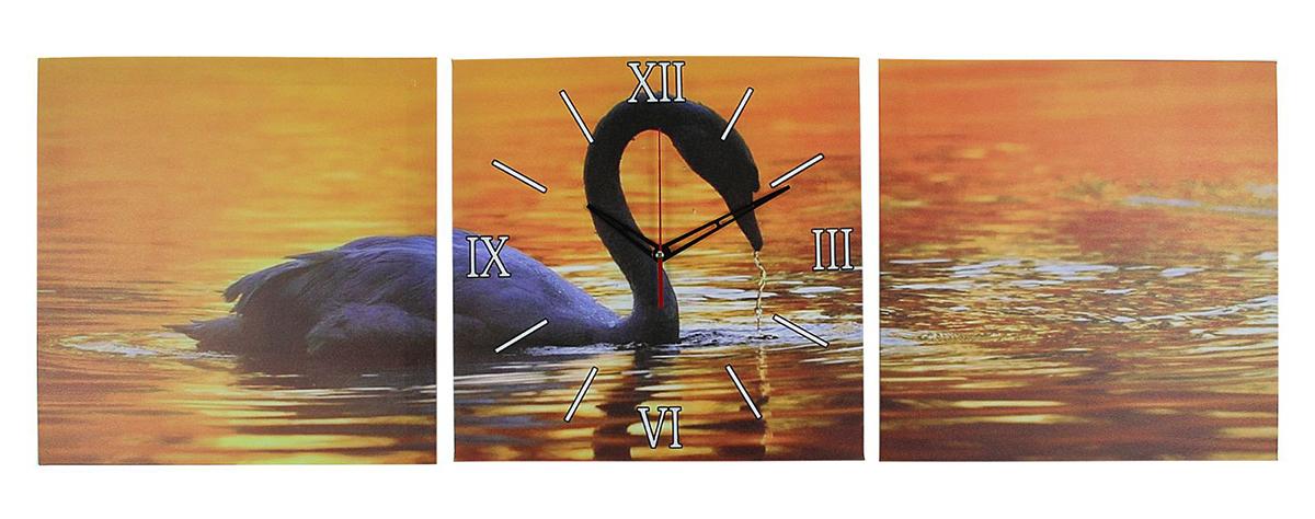 Часы настенные модульные Сюжет