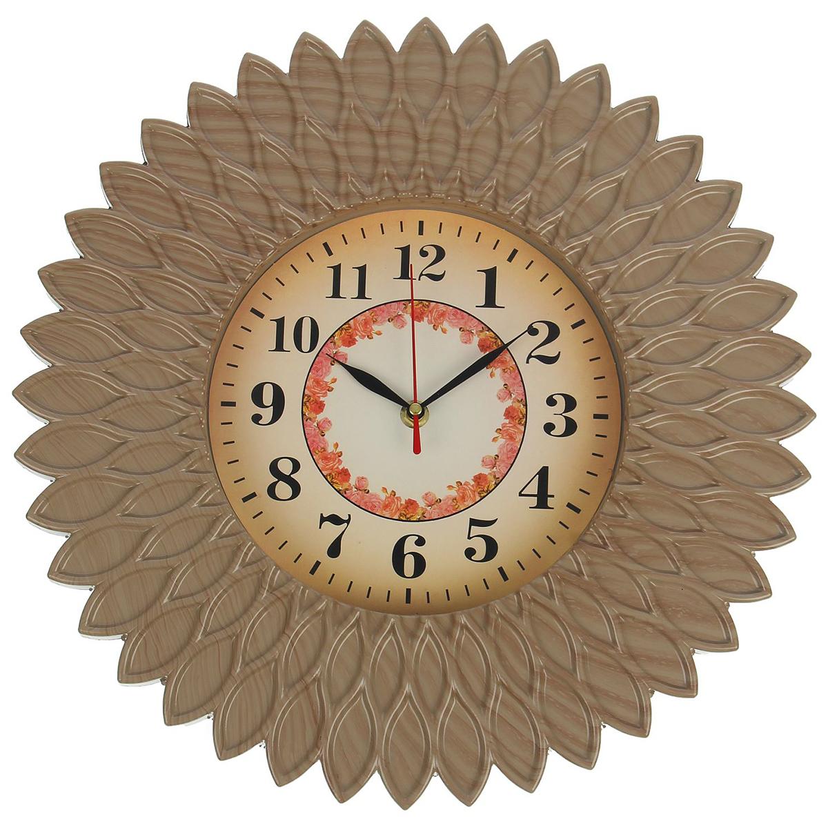 Часы настенные Wood, 38 х 38 см хочу продать свою квартиру которая менее 3х лет и другую какие налоги надо заплатить