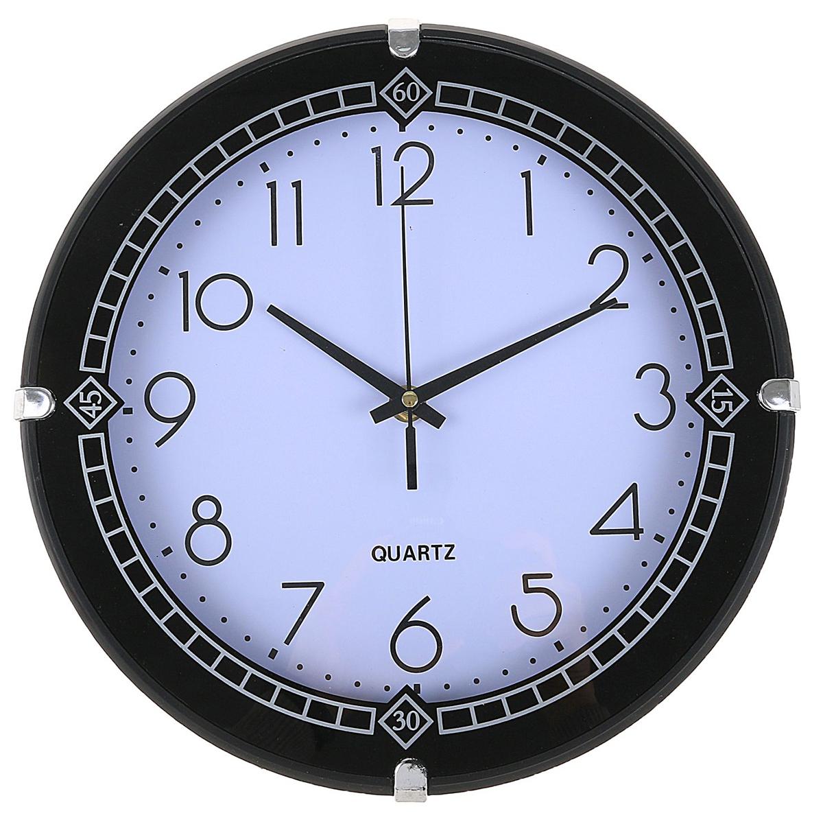Часы настенные Модерн, цвет: черный, диаметр 28,5 см хочу продать свою квартиру которая менее 3х лет и другую какие налоги надо заплатить