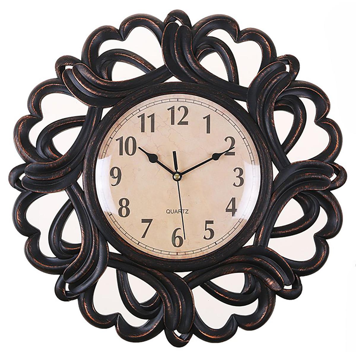 Часы настенные Лепнина, с 2 зеркалами, 35 х 35 см 2 х комнатную квартиру в макеевке украина