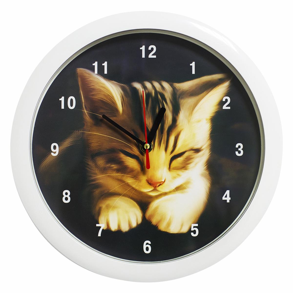 Часы настенные Соломон Котенок