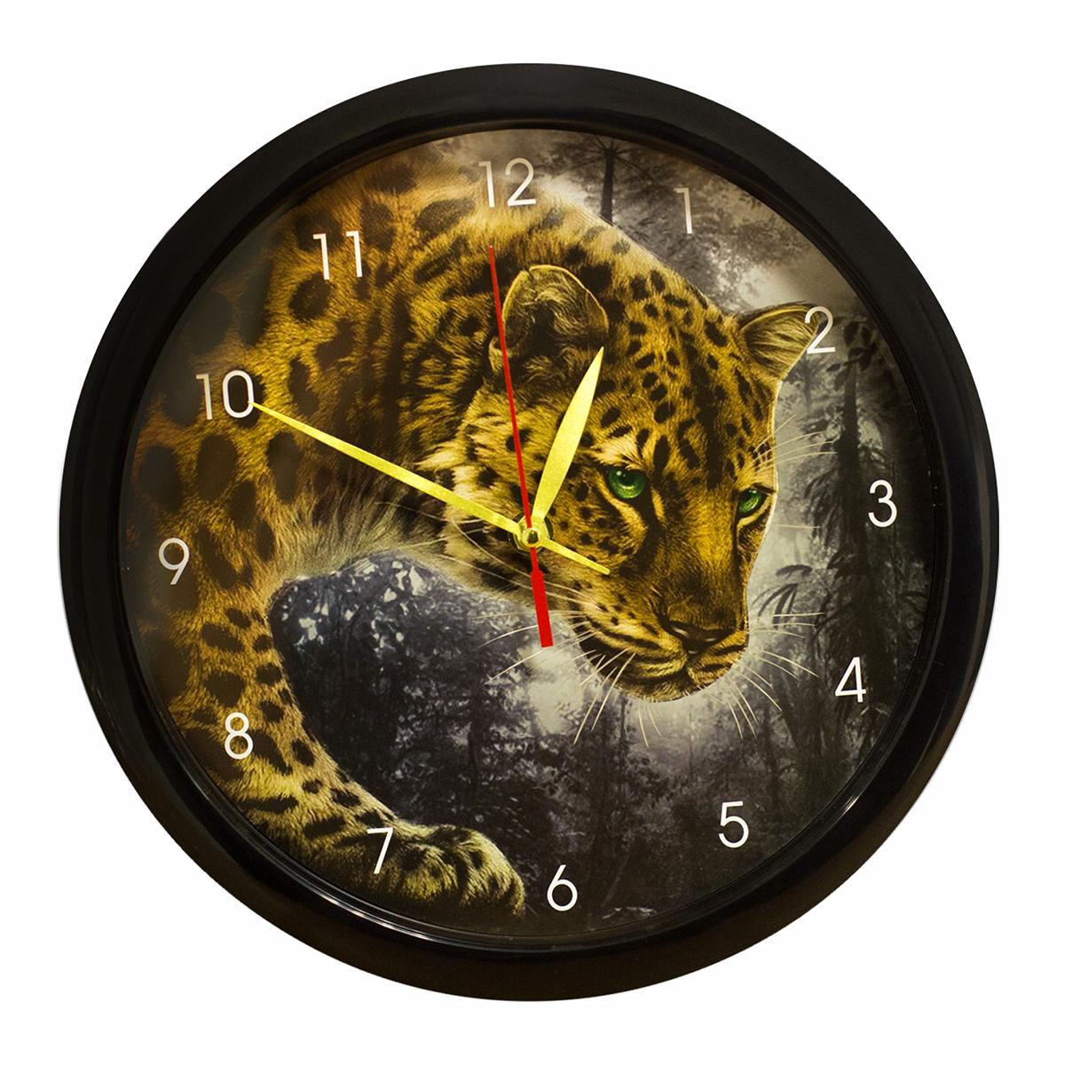 Часы настенные Соломон Ягуар