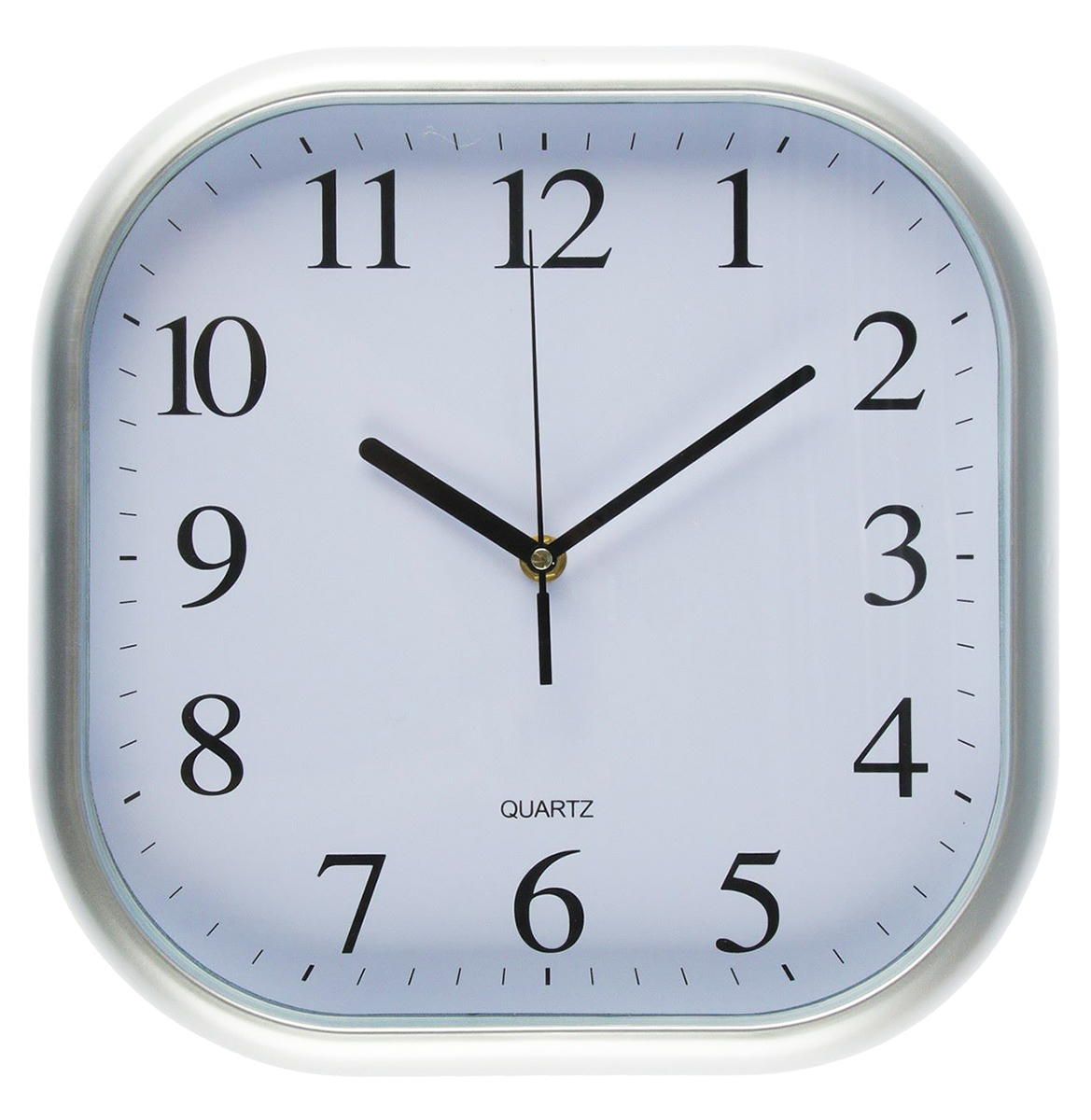 Часы настенные, цвет: серебристый, 30 х 30 см хочу продать свою квартиру которая менее 3х лет и другую какие налоги надо заплатить