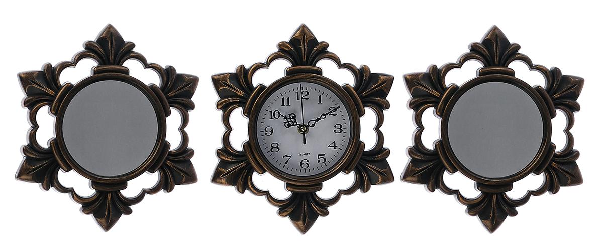 Часы настенные с зеркалом, цвет: состаренное золото, 80 х 27 см хочу продать свою квартиру которая менее 3х лет и другую какие налоги надо заплатить