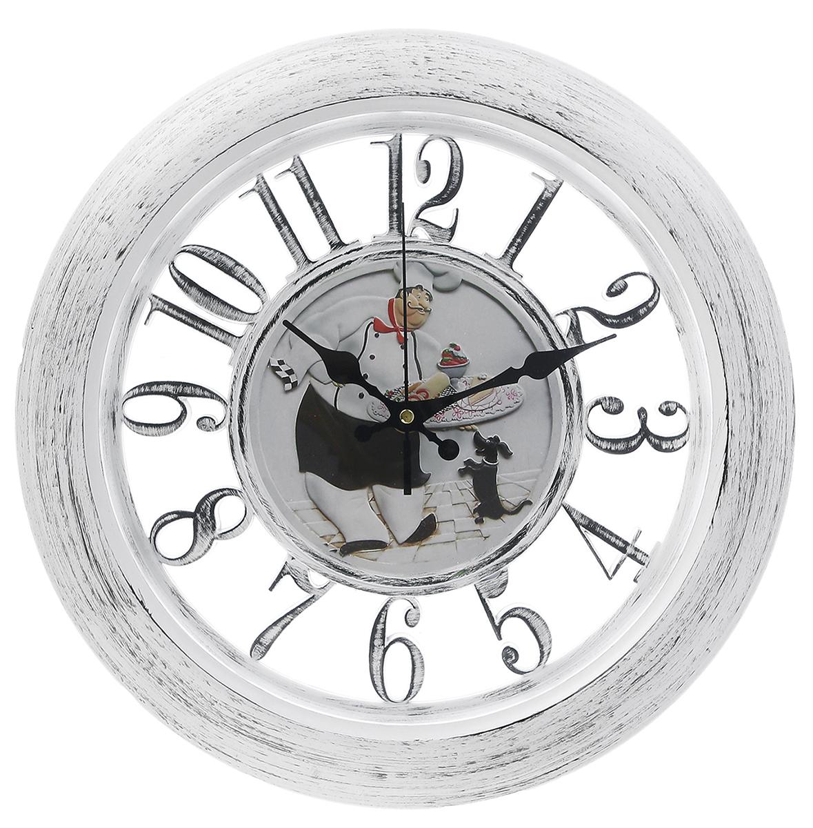Часы настенные Поваренок, диаметр 34 см хочу продать свою квартиру которая менее 3х лет и другую какие налоги надо заплатить