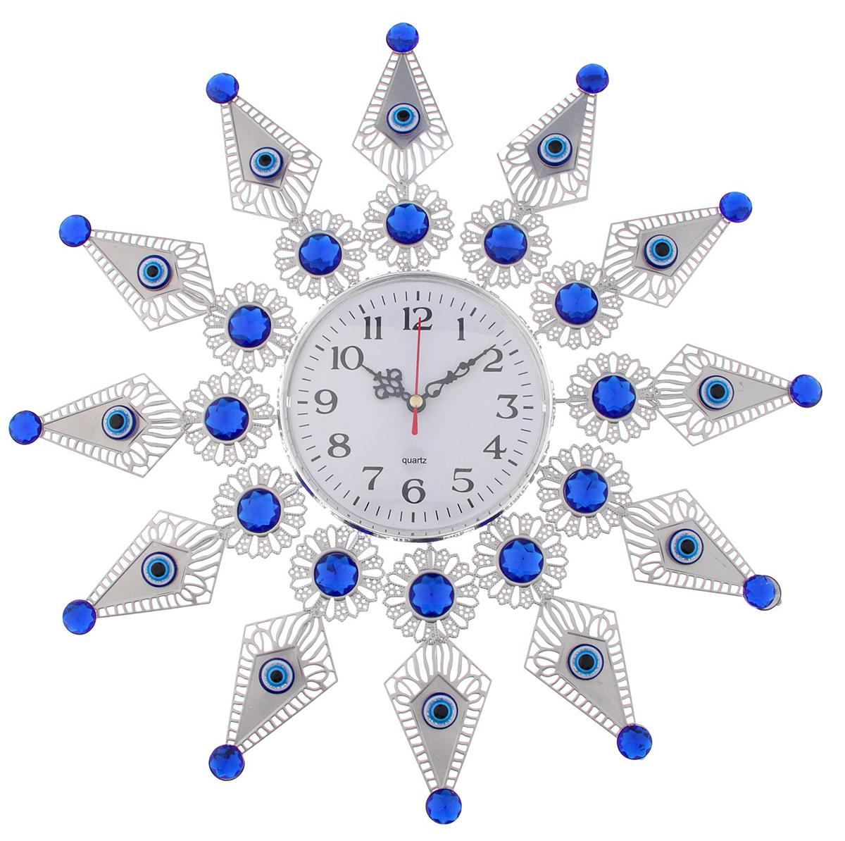 Часы настенные Ажур Турецкие мотивы. Драгоценная снежинка, диаметр 39 см хочу продать свою квартиру которая менее 3х лет и другую какие налоги надо заплатить