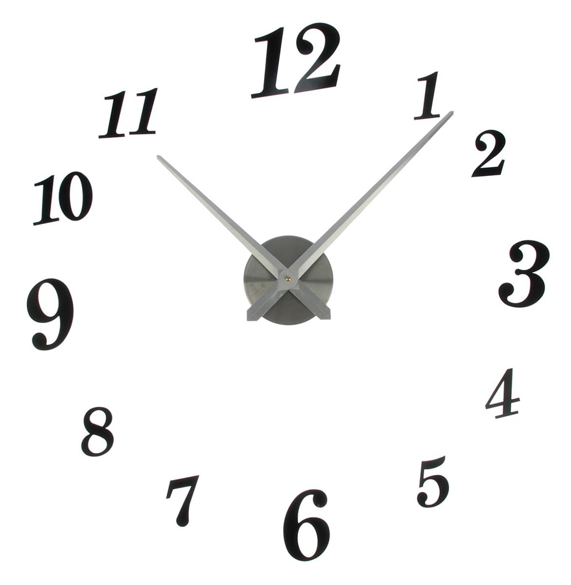 Часы-наклейка настенные DIY Ромб2768030Каждому хозяину периодически приходит мысль обновить свою квартиру, сделать ремонт, перестановку или кардинально поменять внешний вид каждой комнаты. Часы-наклейка DIY Ромб с сердечками, черные — привлекательная деталь, которая поможет воплотить вашу интерьерную идею, создать неповторимую атмосферу в вашем доме. Окружите себя приятными мелочами, пусть они радуют глаз и дарят гармонию.Часы-наклейка DIY Ромб с сердечками, чёрные 2768030
