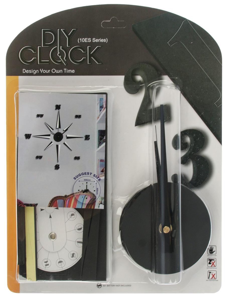 Часы-наклейка настенные DIY Компас, 65 см хочу продать свою квартиру которая менее 3х лет и другую какие налоги надо заплатить