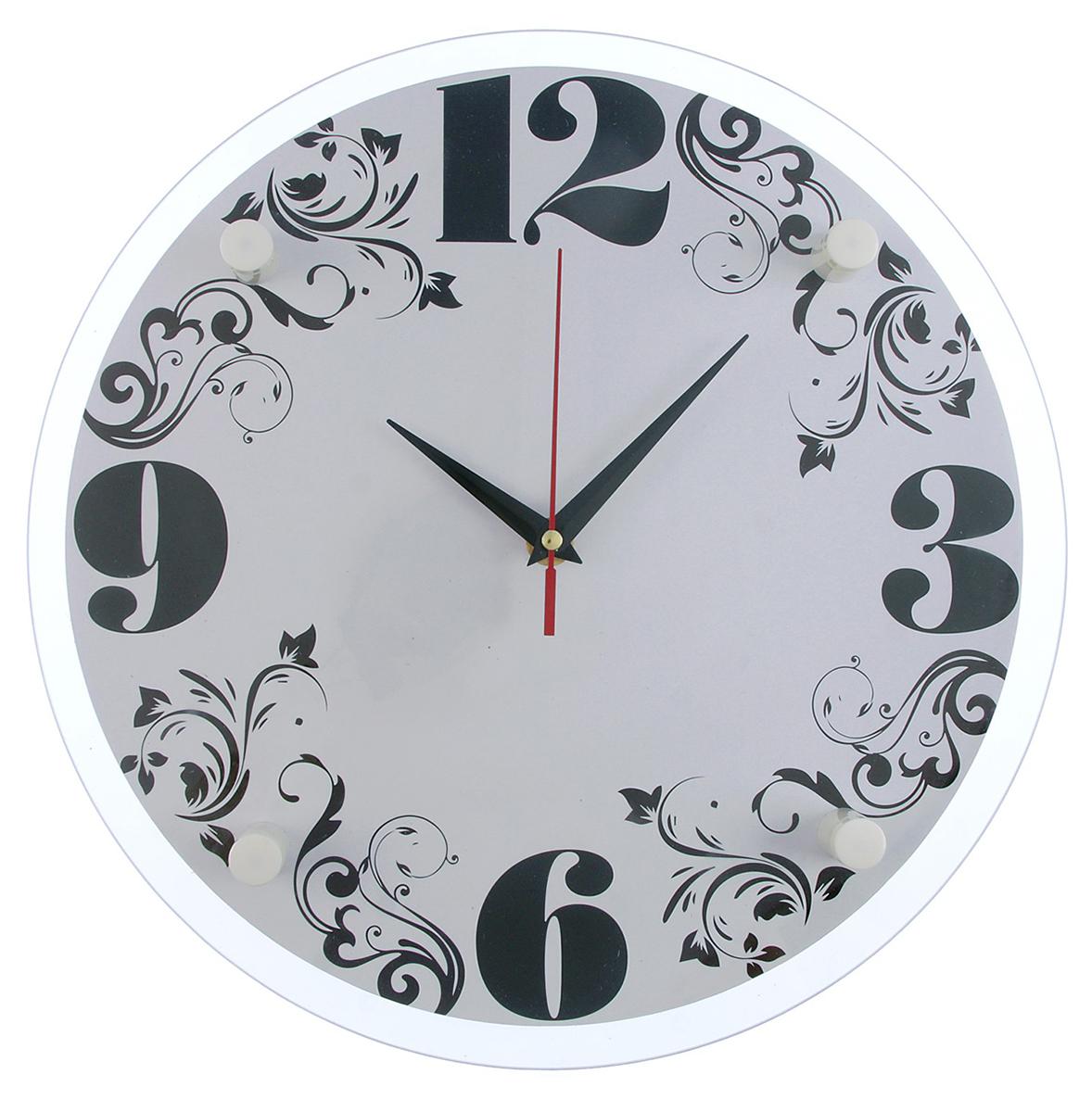 Часы настенные 21 Век Узоры, диаметр 30 см2918870— сувенир в полном смысле этого слова. И главная его задача — хранить воспоминание о месте, где вы побывали, или о том человеке, который подарил данный предмет. Преподнесите эту вещь своему другу, и она станет достойным украшением его дома. Каждому хозяину периодически приходит мысль обновить свою квартиру, сделать ремонт, перестановку или кардинально поменять внешний вид каждой комнаты. — привлекательная деталь, которая поможет воплотить вашу интерьерную идею, создать неповторимую атмосферу в вашем доме. Окружите себя приятными мелочами, пусть они радуют глаз и дарят гармонию.Часы настенные круглые Узоры, 30х30 см 2918870