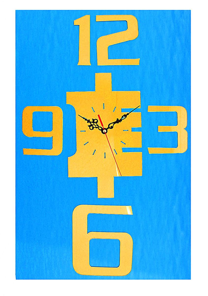 Часы-наклейка настенные DIY, цвет: золотой, 60 х 44 см729554Часы-наклейки продолжают завоевывать популярность по всему миру. Их используют вместо картин, постеров или рамок для фото. Такой элемент декора впишется в любой интерьер и преобразит комнату за считанные минуты. Преимущества При желании размеры изделия можно изменить в большую или меньшую сторону. Все элементы легко наклеиваются и снимаются. Подходят для любых ровных поверхностей (стен, потолков, кафеля, стекла, мебели). Характеристики Механизм работает от одной батарейки АА (не входит в комплект). Легкая основа для цифр надежно крепится. Размеры стрелок Секундная: 12,3 см. Минутная: 9,1 см. Часовая: 6,5 см. Создавайте часы в собственном стиле, проявляйте изобретательность и креативность. Не обязательно располагать числа по кругу — придайте аксессуару необычную форму, поменяйте диаметр циферблата, используйте не все элементы. Комплектующие легко клеятся на стену и без труда снимаются, поэтому смело воплощайте идеи в жизнь! У вас всегда будет возможность отсоединить детали и сделать все заново.Часы-наклейка DIY, цифры 3,6,9,12 большие, многоразового использ-я, золотые, 60*44см 729554