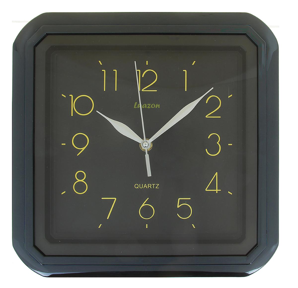 Часы настенные Точное время, 27,2 х 27,2 см837898Каждому хозяину периодически приходит мысль обновить свою квартиру, сделать ремонт, перестановку или кардинально поменять внешний вид каждой комнаты. Часы настенные Точное время — привлекательная деталь, которая поможет воплотить вашу интерьерную идею, создать неповторимую атмосферу в вашем доме. Окружите себя приятными мелочами, пусть они радуют глаз и дарят гармонию.