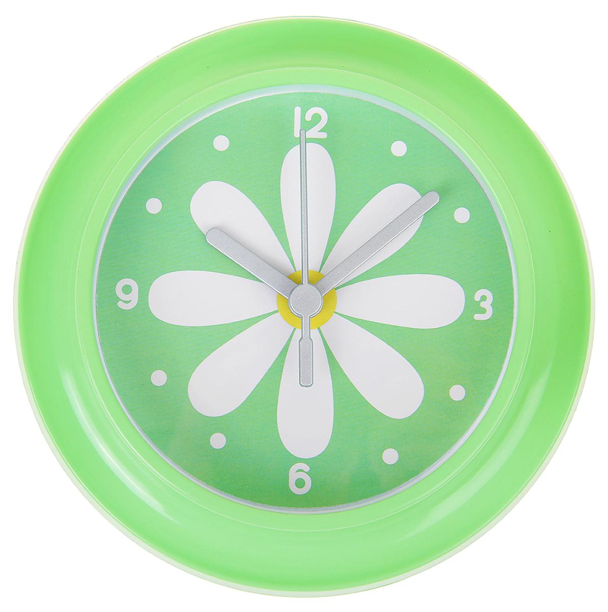 Часы настенные Ромашка, диаметр 18 см крючки настенные мультидом планка 5 крючками ромашка
