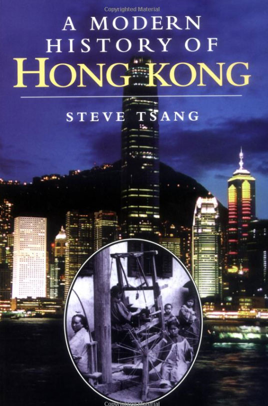 A Modern History of Hong Kong.