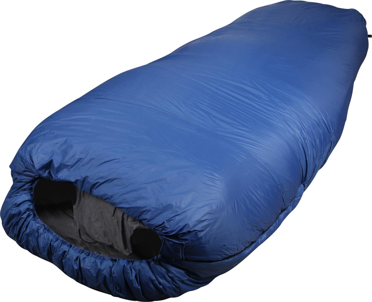 Мешок спальный Сплав Double 120, двухместный, цвет: синий, 230 x 120 x 73 см5103860Сплав Double 120 - легкий двухместный спальный мешок.Тип конструкции: кокон, для уменьшения веса конструкция упрощена по сравнению с Double 200.Молния - неразъемная, двухсторонняя, однозамковая, расположена с правой стороны спальника.Шейный пакет специальной формы. Уменьшает задувание между людьми.Утепленная защитная подпланка молнии.Упаковка: компрессионный мешок в комплекте.Внимание! длительное хранение в сжатом виде не рекомендуется.Температура (при двухместном использовании):Комфорт: +4… 0° С.Экстрим: -15° С.Габариты и вес:Размеры: 230 х 120 х 73 см.Размеры в упакованном виде: диаметр 19 х 38 см.Размеры в сжатом виде : диаметр 19 х 28 см.Вес с компрессионником: 1,13 кг.Чистый вес: 1,07 кг.Материалы:Внешняя ткань: Nylon 6.6 R/S 20D Down Proof Hight Density Teflon DWR Cire.Вес ткани: 32 г/м2.Дышимость ткани: 0,8 см3/см2/с.Внутренняя ткань: Nylon 20D/370T Down Proof W/R Cire.Утеплитель: Primaloft Silver.Плотность утеплителя : 2х60 г/м2.Количество утеплителя : 650 г.