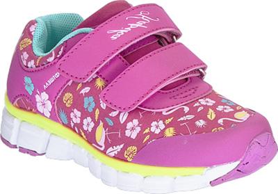 Кроссовки для девочки Kapika, цвет: фуксия. 71097с-2. Размер 2571097с-2