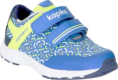 Кроссовки для мальчика Kapika, цвет: синий. 71099с-1. Размер 2271099с-1