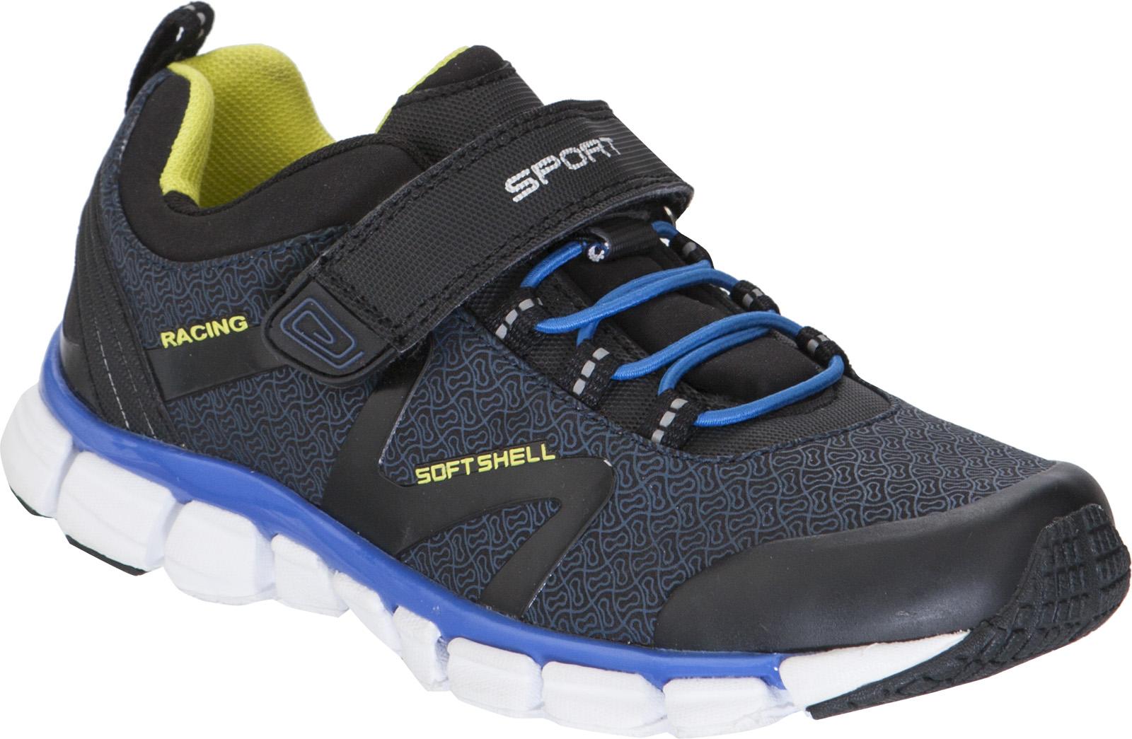 Кроссовки для мальчика Kapika, цвет: черный. 73232с-1. Размер 3473232с-1Детские кроссовки отлично подойдут для повседневной носки и для занятий спортом. Верх модели изготовлен из текстиля и качественной искусственной кожи. Подошва из прочного полимера дополнена рифлением. Кроссовки займут достойное место в гардеробе и подарят комфорт.